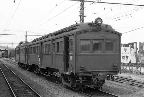 長野電鉄クハニ61(信濃鉄道デハユニ1)-[9001222]