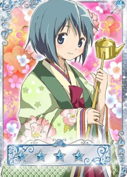 AMGZ(アニメ・マンガ・ゲーム情報部)-『まどか☆マギカ』 ひな祭りイベント さやか