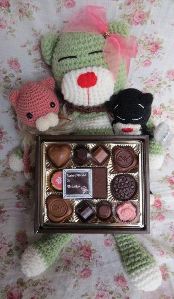 ジャーン!チョコレートラブ♪