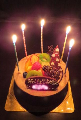 ケーキです♪