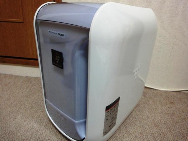 プラズマクラスターイオン発生機加湿器IG-DK100