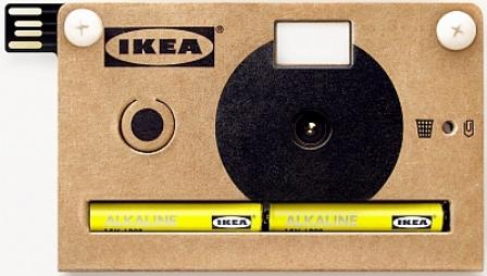 IKEA KNAPPA 最安デジカメ