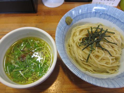 灯花(淡麗塩つけ麺)