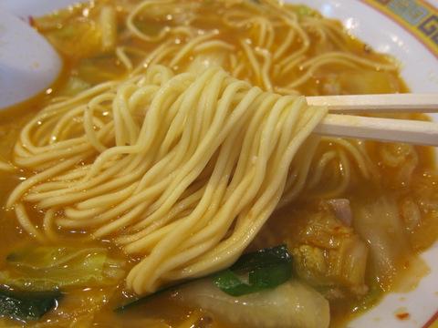 天理スタミナラーメン(麺)