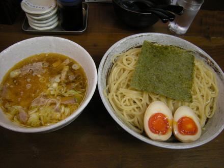 塩つけ麺大盛り(1130円)