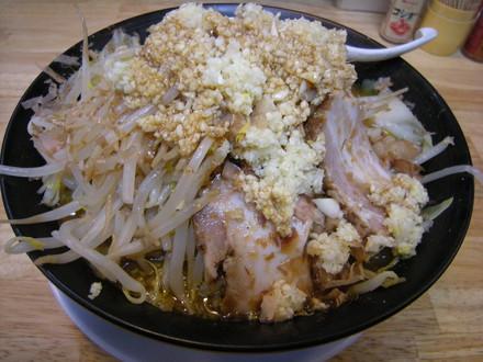 カレーラーメン(700円)