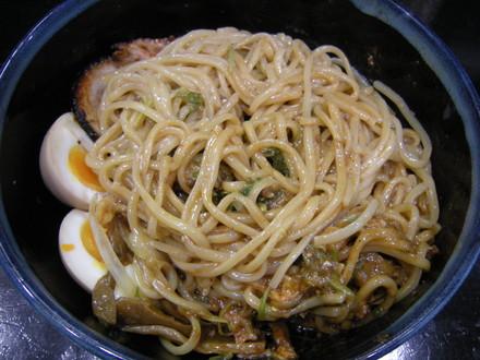 キムラ君の麺