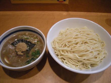 つけ麺 中盛(750円)