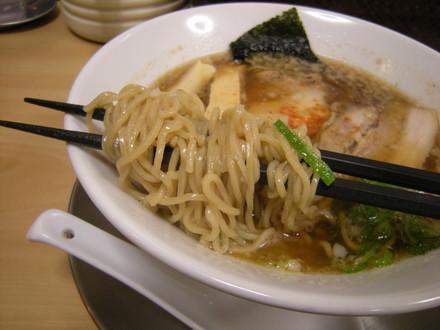 幻の中華そばの麺