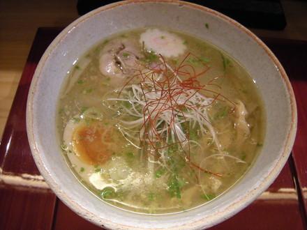 中華そば(塩)(750円)