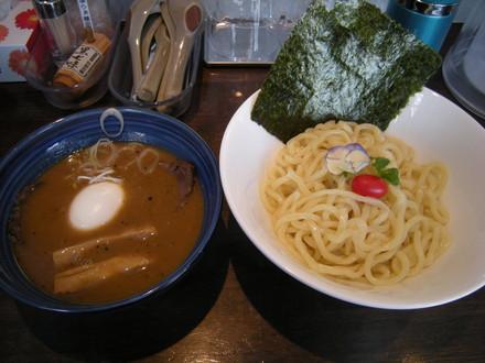 特製ジビエつけ麺(980円)
