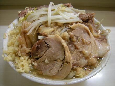 豚ダブルラーメン(1000円)