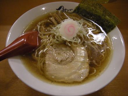 淡成らー麺(550円)