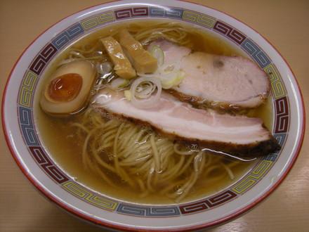 煮干らーめん(700円)