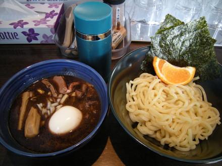 特製黒マー油猪つけ麺(980円)