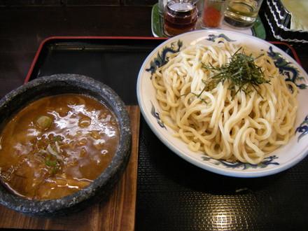 丸和つけ麺 中盛り(300g)(800円)