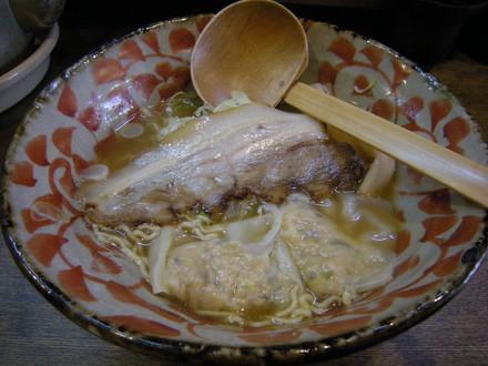 巧ラーメン(670円)