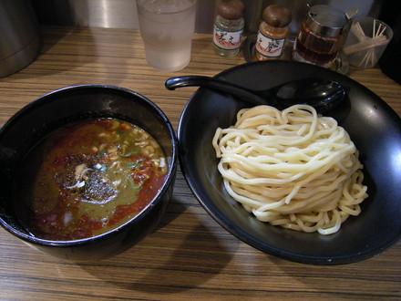 吟醸つけ麺味噌 並(850円)