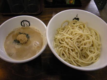 つけ麺 麺大盛(850円)