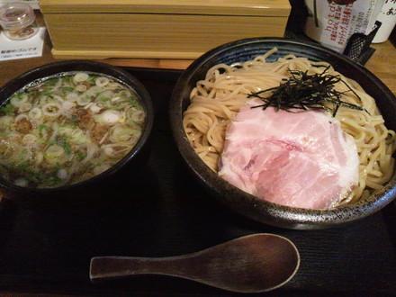 塩つけ麺中盛り(900円)