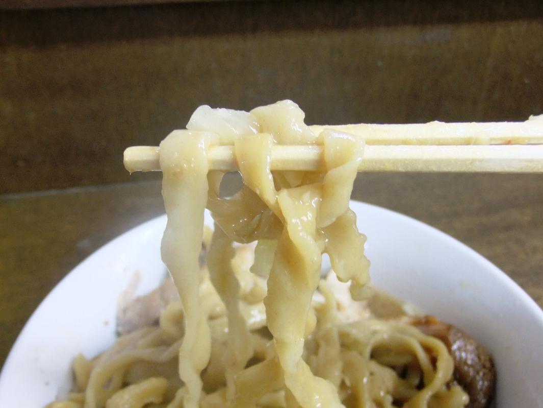 蓮爾 さんこま店:麺2 11.10.01