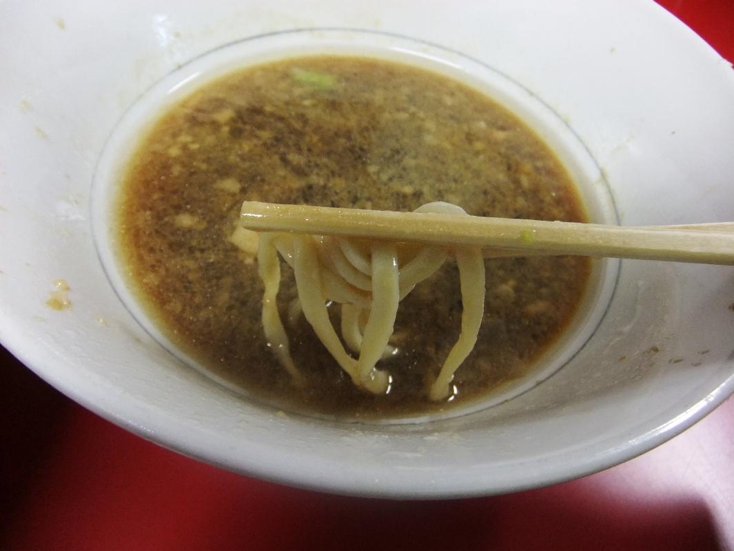 ラーメン二郎 西台駅前店:麺2 11.10.08