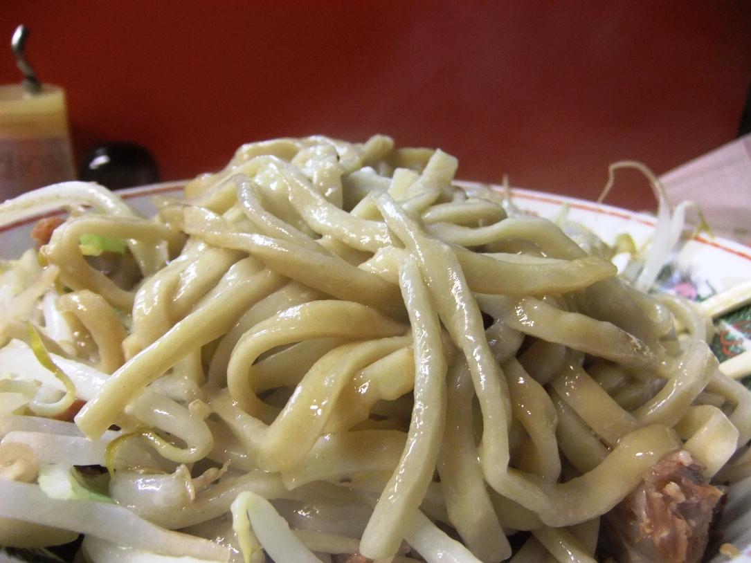 ラーメン麺徳 東陽町店:麺 11.11.01