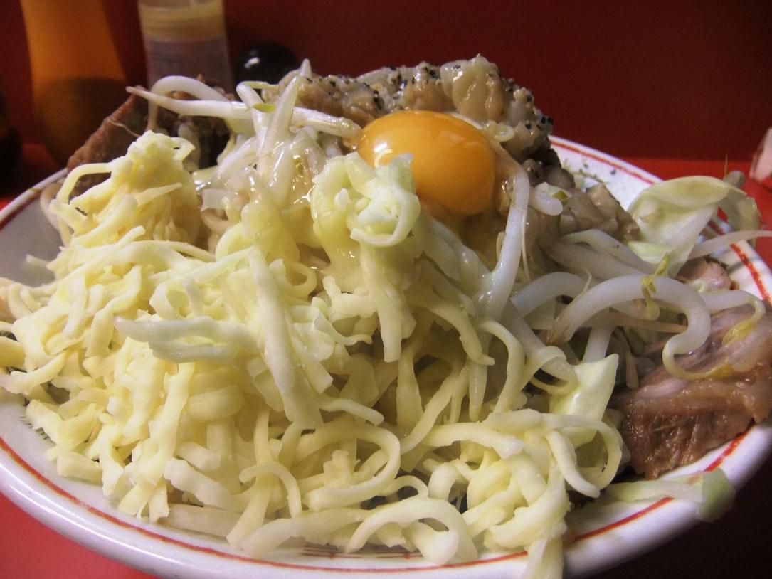 ラーメン麺徳 東陽町店:汁なし2 11.11.01