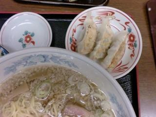 2013年08月02日 蔵亭・餃子
