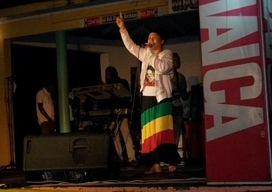 Rankin Pumpkin Jamaica 日本人レゲエアーチスト ランキン・パンプキン ジャマイカ イベント