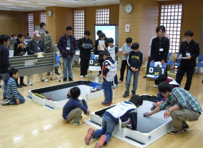 静岡BLサッカー 競技エリア
