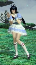 ピュアメイドドレス空02