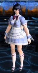 ピュアメイドドレス空01