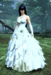 ウェディングドレス02