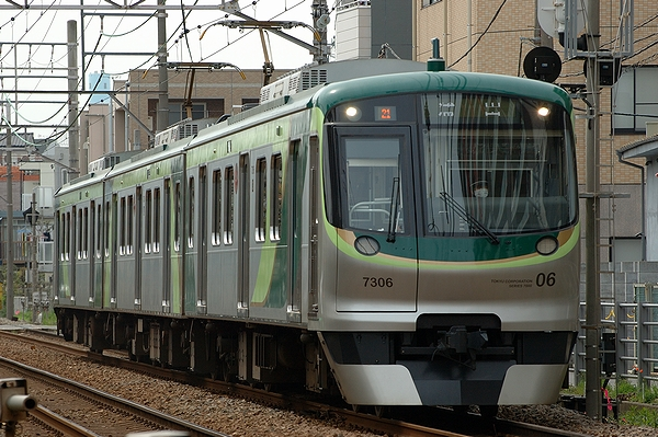 @矢口渡駅~蒲田駅間