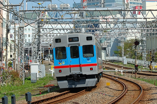 @蓮沼駅~蒲田駅間