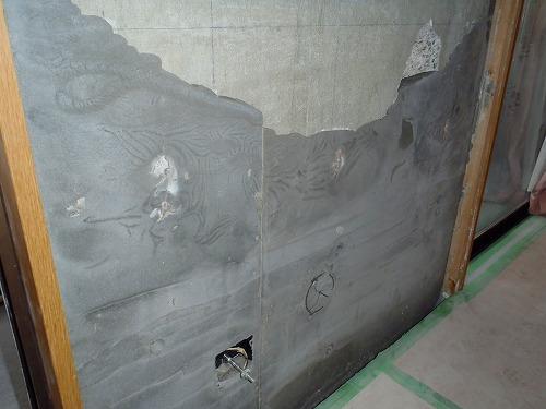10 室内側雑壁