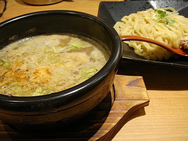 濃厚強火つけ麺@つけめん哲