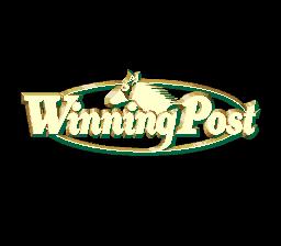 Winning Post (J) (V1.1)000