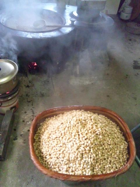 味噌作り (1)