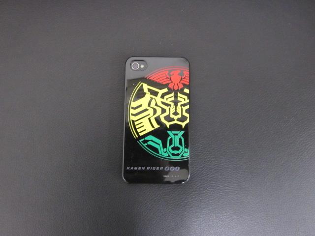 i phone4 オーズ版ケース