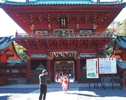 浅間神社の未大絵馬-1