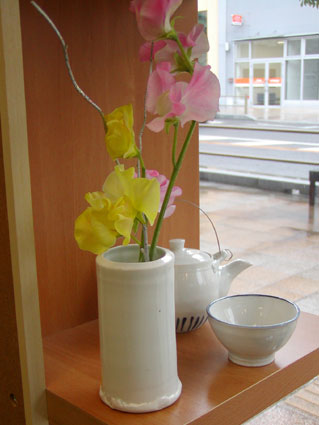 小村花と土瓶web