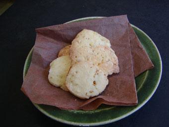 マンド柚子クッキーweb