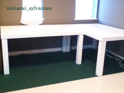 シルバニア村テーブル
