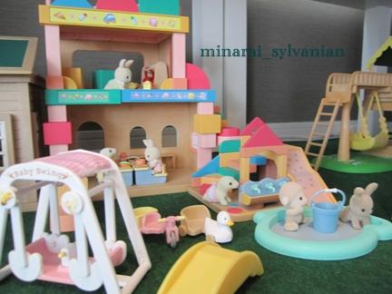 シルバニア村幼稚園