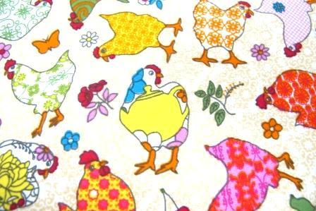 ライス鳥柄1