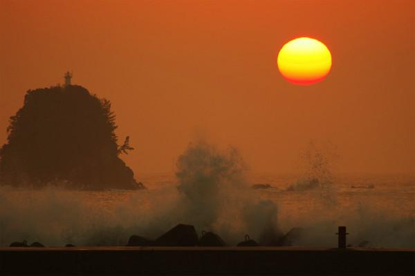 日の出 写真 2014/09/29