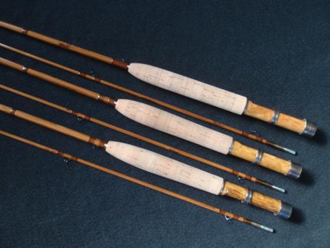 真竹ロッド3種