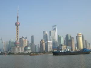 上海浦東風景